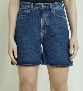 "Denim Shorts ""Yetta"""