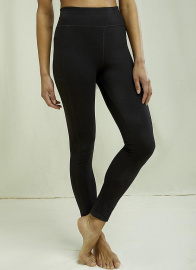 Yoga Pocket Leggings - black