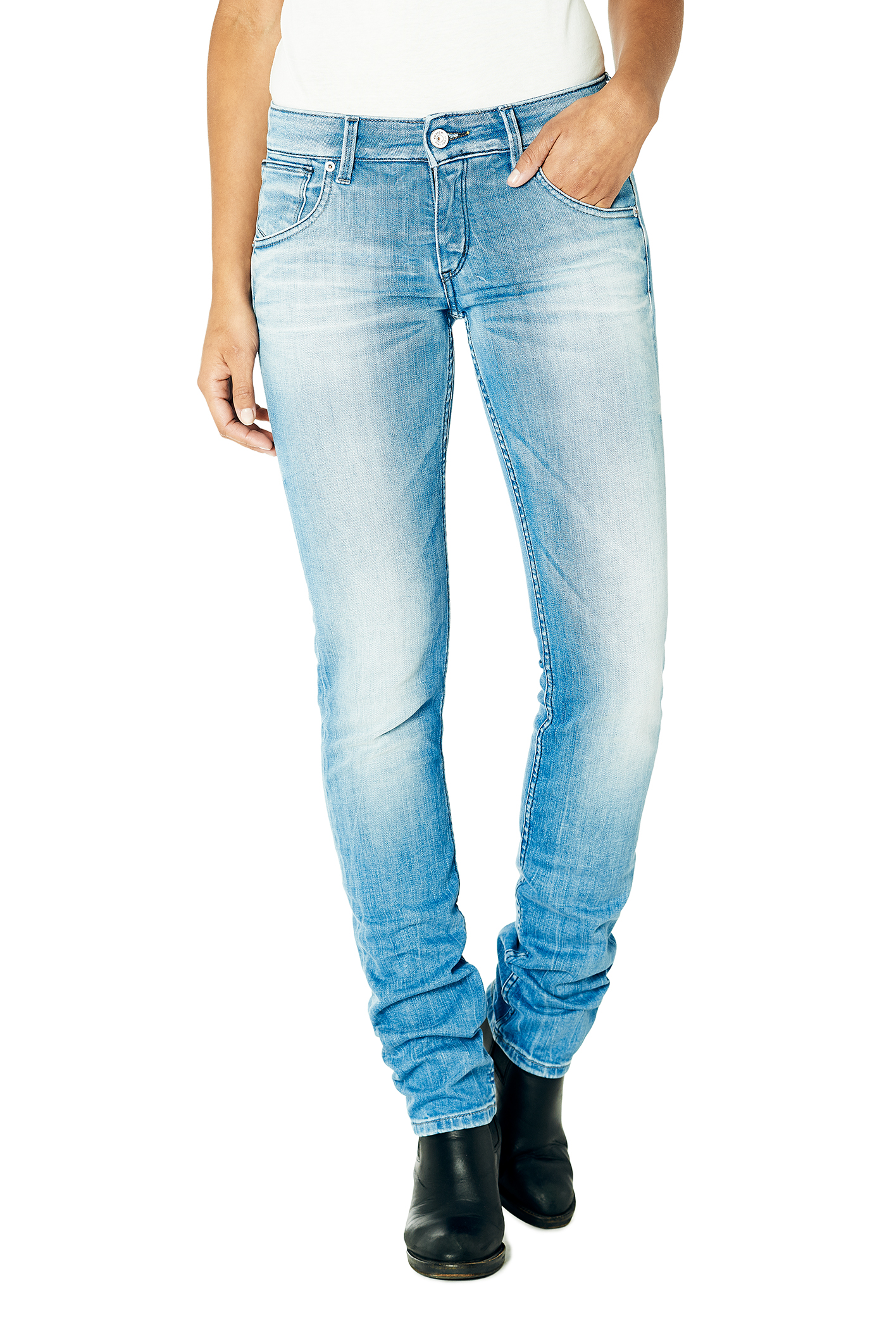 Kuyichi Mood · Lisa Jeans Fresh Fairtragen Slim QhxsrdCt