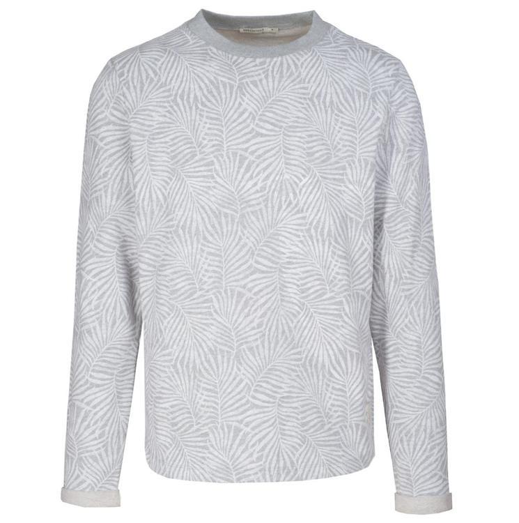 0fafe18fcc43 Armedangels · Sweatshirt Elias Holiday - grau melange · fairtragen