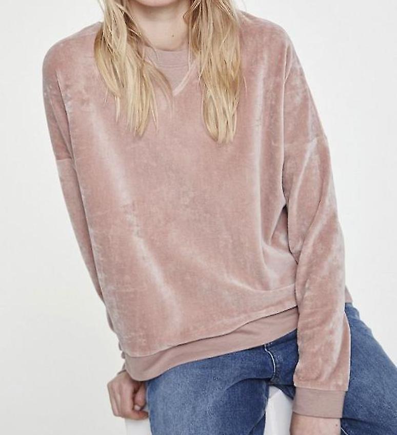 Nicki Pullover mit Reißverschluss