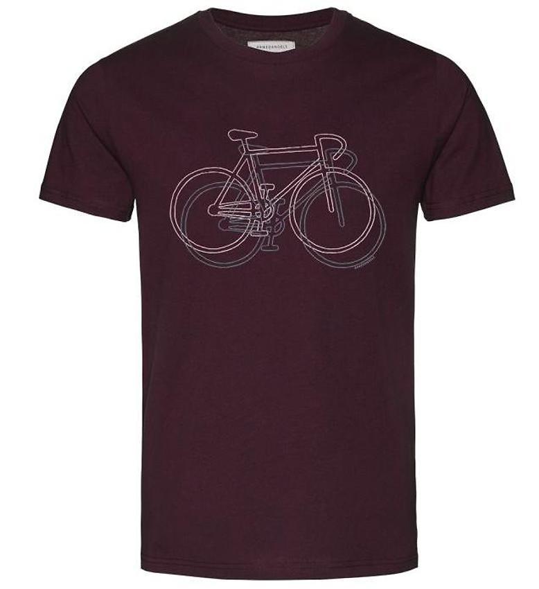 On Rot T · Bike Shirt Fairtragen James Armedangels XF8xan